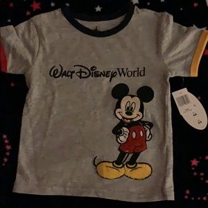 Mickey Mouse short from Disney world